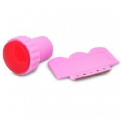 Stampila 5 - pink
