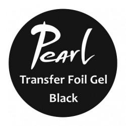 Gel negru pentru folie de transfer - 5ml