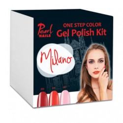 Kit - One Step Color Gel Lac - MILANO