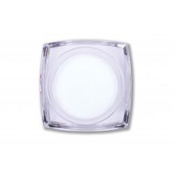 Pudra acrilica - Angel White - alb orbitor - 17gr