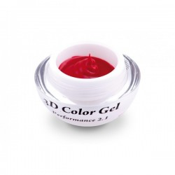Gel Color 3D - rosu - 503-  4g