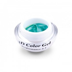 Gel Color 3D - verde - 506 - 4g